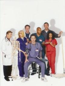 3 сезон сериала Клиника